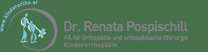 Kinderorthopädie - Dr. Renata Pospischill - zurück zur Homepage